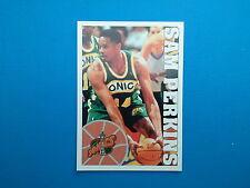 1995-96 Panini NBA Basketball Sticker N.269 Sam Perkins Seattle SuperSonics