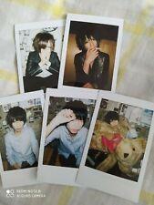 Set of 5 Visual Kei cheki