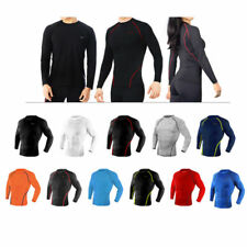 Take Five Mens Skin Tight Compression Base Layer Running Shirt S~2XL NT001