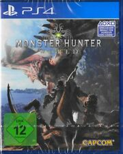Monster Hunter: World - PlayStation 4 PS4 - Neu & OVP - Deutsche Version