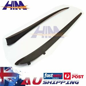Front Windscreen Black Mould kit  for Holden VE Commodore Window Seal 2006-2013
