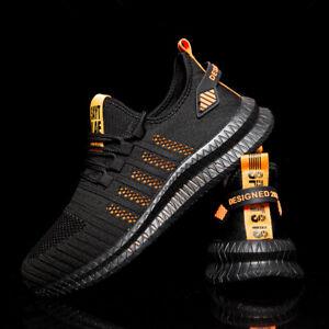 Baskets Respirantes Homme Tendance Tennis Sport Chaussures Sneakers