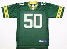 Mens Vintage Reebok NFL Jersey Hip-Hop T-Shirt American Football