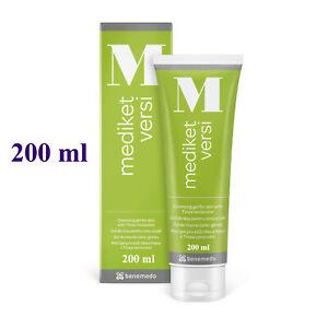 Mediket Versi Cleansing Body Gel Tinea Versicolor, Seborrhoea Spots Skin Scalp 2