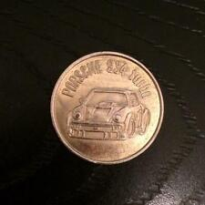 Porsche 934 Turbo Coin 2 pieces Not Sold in Stores #10983