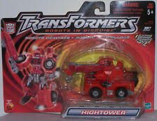 Transformers Hightower RID Robots In Disguise Landfill Combiner Hasbro 2001.