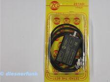CB FUNK RADIO Weiche Zetagi DX27 Funkgerä & Autoradio an einer Antenne betreiben