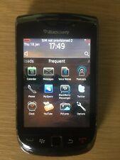 BlackBerry Torch 9800-Teléfono inteligente Negro (Desbloqueado)