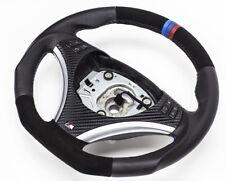 Adintelado Alcantara Volante de Cuero BMW M-POWER E90, E91 Nuevo - Abertura 3P