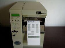 Zebra 105SL Thermal Transfer Barcode Label Printer