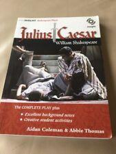 INSIGHT Shakespeare Series ~ Julius Caesar ~ Coleman & Thomas