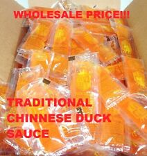 500 Pack Chinese Duck Sauce, Individually Packed, LOT!!!