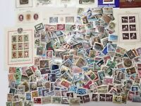 AUSTRIA - 1000 STAMPS - ALL DIFFERENT - MINT/NH - WITH BLOCKS & MINI SHEETS