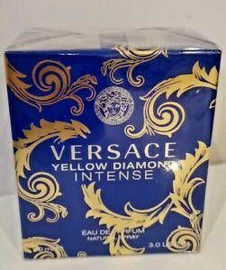 BRAND NEW GENUINE VERSACE YELLOW DIAMOND INTENSE EAU DE PARFUM EDP 50ML SPRAY