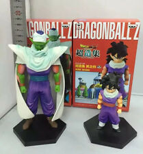 2pcs Dragon Ball Piccolo anime figure figures PVC Auction Toy doll YT315 Play do