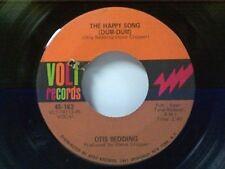 """OTIS REDDING """"THE HAPPY SONG (DUM DUM) / OPEN THE DOOR"""" 45"""