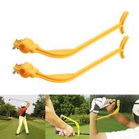 Swingyde Golf Swing Swinging Training Aid Tool Trainer Wrist Control Gesture Gam