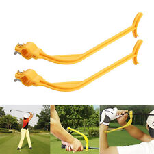 Swingyde Golf Swing Swinging Training Aid Tool Trainer Wrist Control Gesture N_