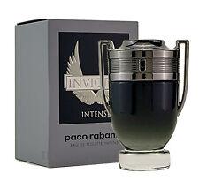 Paco rabanne Invictus intense 50ml eau de toilette nuevo & en embalaje original