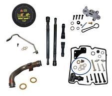 Update Kit 05-07 6.0L Powerstroke STC Blue Spring Dummy Plug Turbo Supply Drain