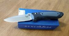 BENCHMADE New Versaflex Handle Boost Plain Edge S30V Blade Knife/Knives