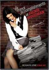 JACKIE WOODMAN first SEASON one series 1 DVD Laura KIGHTLINGER Nicholle TOM