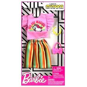 Barbie Fashion MINIONS Outfit