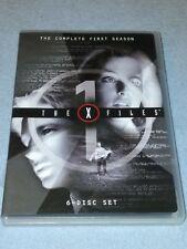 The X-Files: complete Season 1 dvd