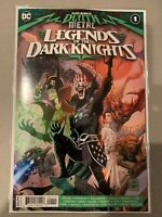 DC Death Metal Legends of the Dark Nights 1 First Full Appearance Robin King NM