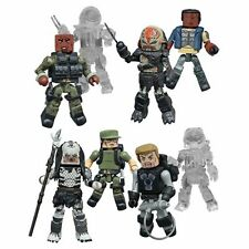 Predator Series 2 Minimates Blind Bag Counter Display Case of 18 - New in stock