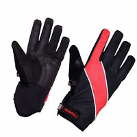 Zimco Windbreaker Gloves Winter/Windproof Thermal Cycling Bike Gloves Mitts