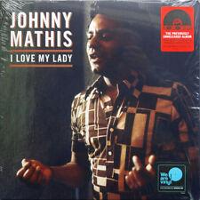 JOHNNY MATHIS - I LOVE MY LADY VINYL LP RSD 2018 NEW!!