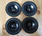 2pair(4 pcs) davidlouis audio ( Vifa NE95-04) HIEND 3inch fullrange speaker
