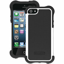 Ballistic SG MAXX Silicone/Rubber Protection Case- iPhone 4/4S FREE Screen Guard