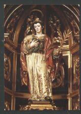 Holy card de Santa Ines santino image pieuse estampa