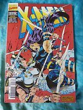 VF - Semic - Marvel Comics 1996 - Lot de 4 comics X-Men n° 16 - 17 - 18 - 19