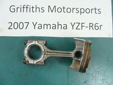 07 2007 06 YAMAHA R6R YZFR6 R6 600 OEM STD PISTON RINGS ROD BEARING