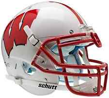 WISCONSIN BADGERS NCAA Schutt AiR XP Full Size AUTHENTIC Football Helmet
