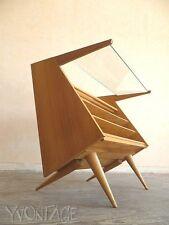 Exklusiver Tisch Table Ablage Sideboard Zeitungsständer 50er 50s 60er 60s