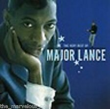 MAJOR LANCE~The Very Best of Major Lance~ *SEALED* (Epic/Legacy)~CD!!!