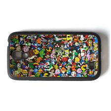 Retro Games Nintendo Characters Novelty Mobile Phone Case Samsung Galaxy S4