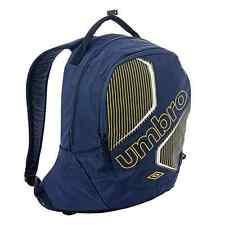 UMBRO BACK PACK / SCHOOL BAG INCLUDING PENCIL CASE--BLUE