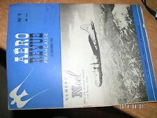Aero Revue Française n°9 Republic Thunderbolt Radar