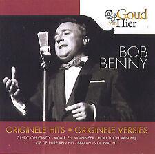 Bob Benny : Goud van Hier (CD)