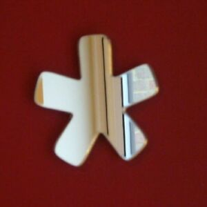 """Letter Asterisk """" """" Acrylic Mirrors (Several Sizes Available)"""