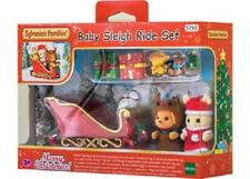 Sylvanian Families Play Set - Baby Sleigh Ride Set