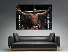 UFC Jon Jones Best Fighter Wall Art Poster Grand format A0 Large Print