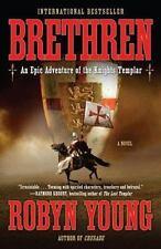 Brethren: An Epic Adventure of the Knights Templar - LikeNew - Young, Robyn -