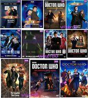 Doctor Who Complete Series Seasons 1-11,DVD Box Set, 58-Disc, DVD Free Shipment