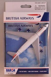 DARON British Airways Aircraft Model RT6004